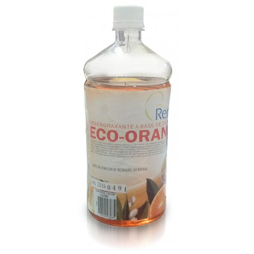 Renko - Desengraxante Eco Orange - A Base de D´Limoneno - 1L